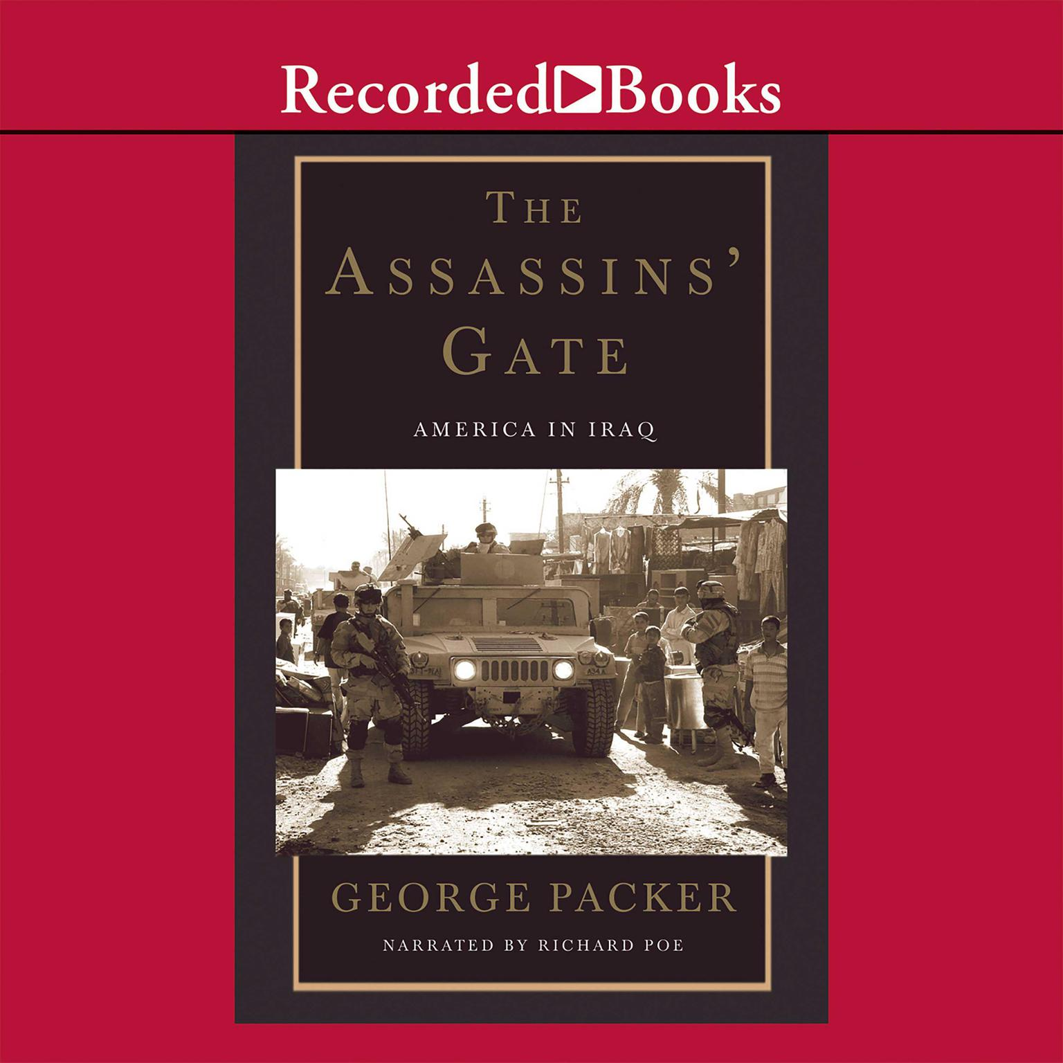 Printable The Assassins' Gate: America in Iraq Audiobook Cover Art
