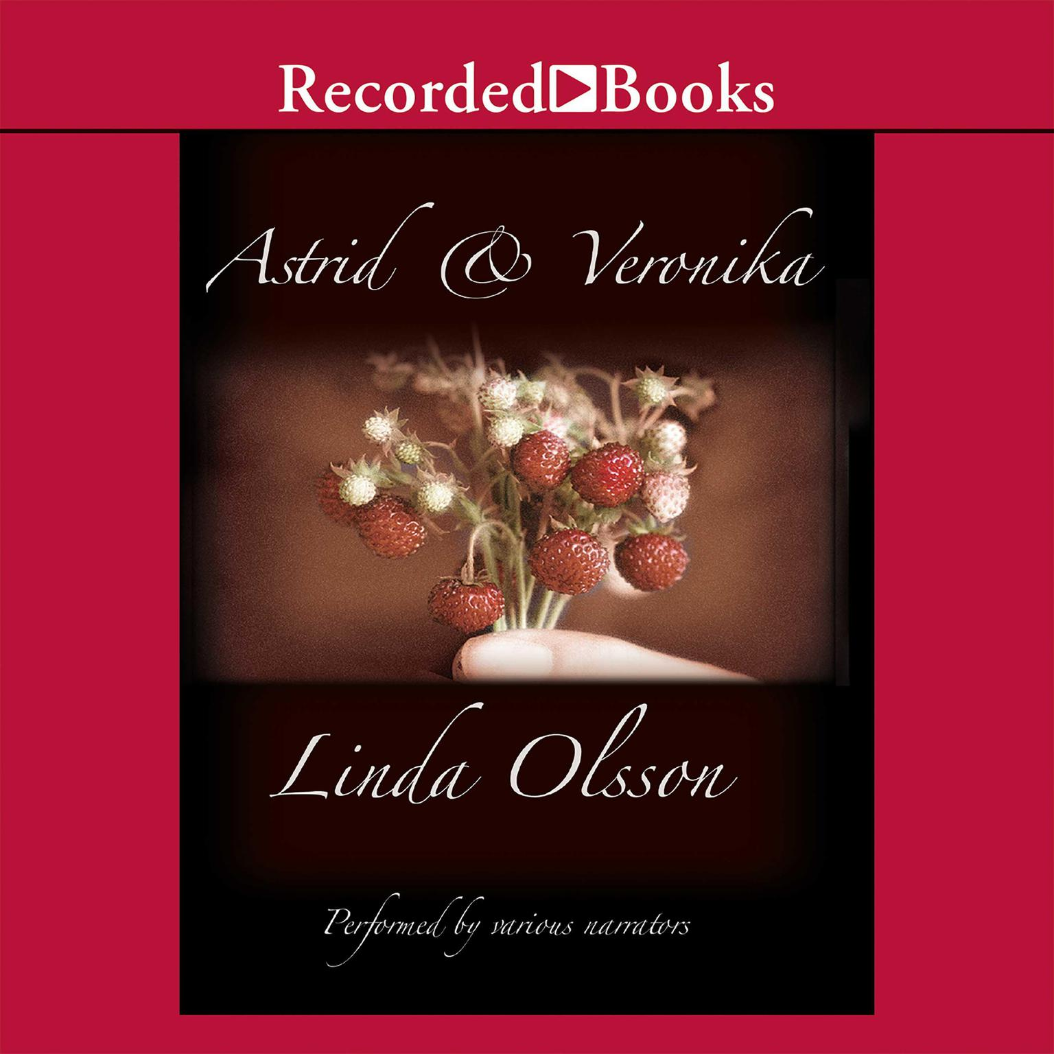 Printable Astrid & Veronika Audiobook Cover Art