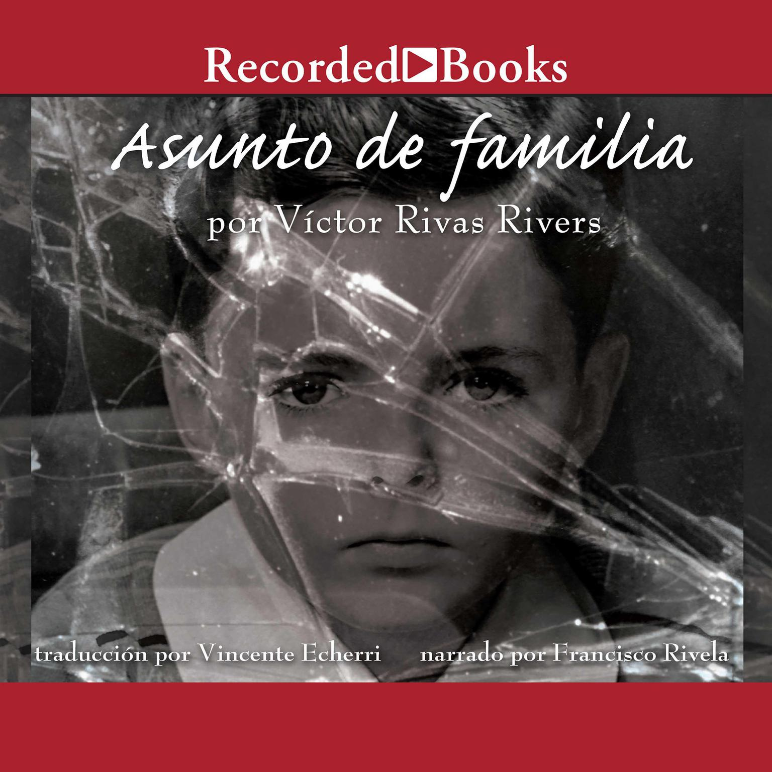 Printable Asunto de familia Audiobook Cover Art