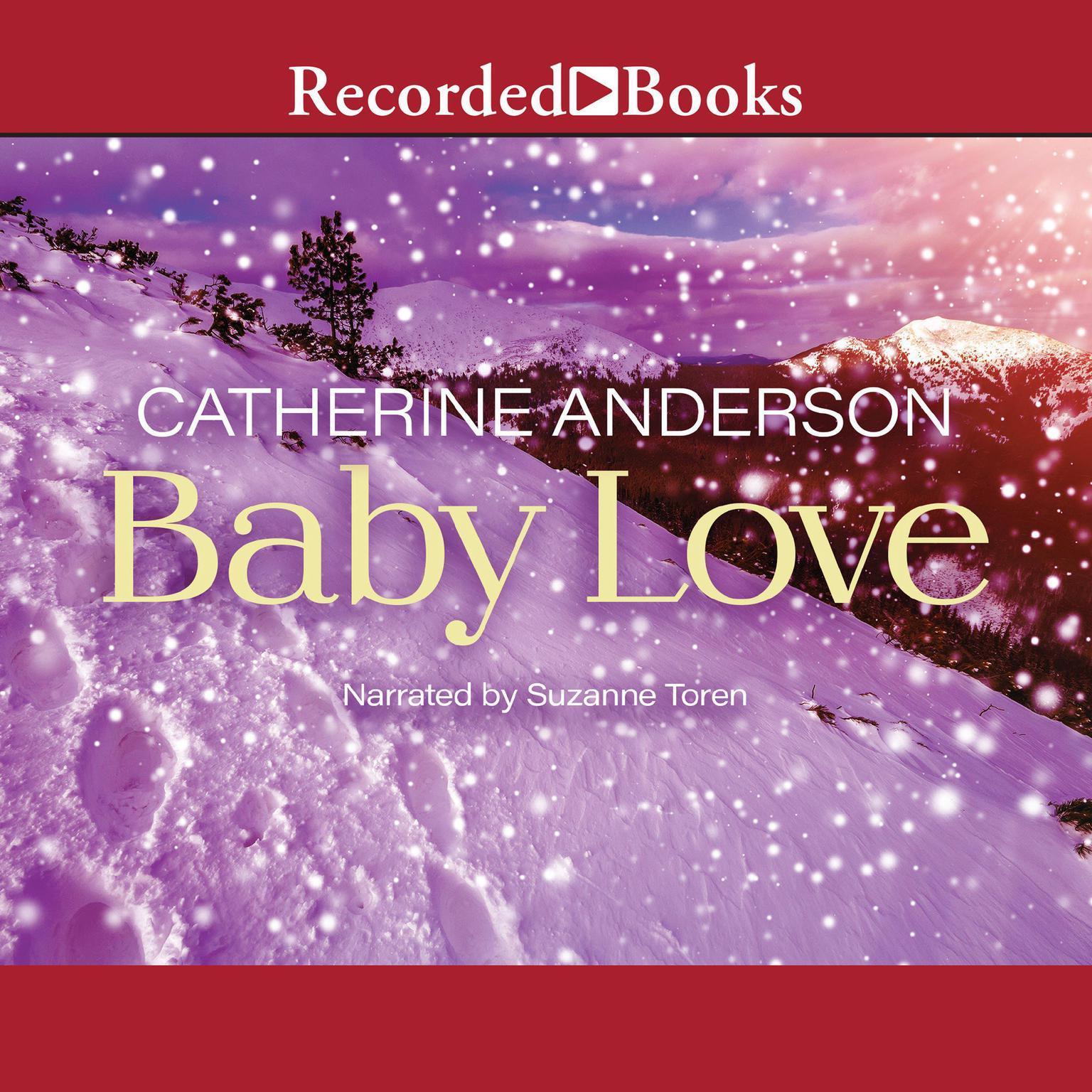 Printable Baby Love Audiobook Cover Art