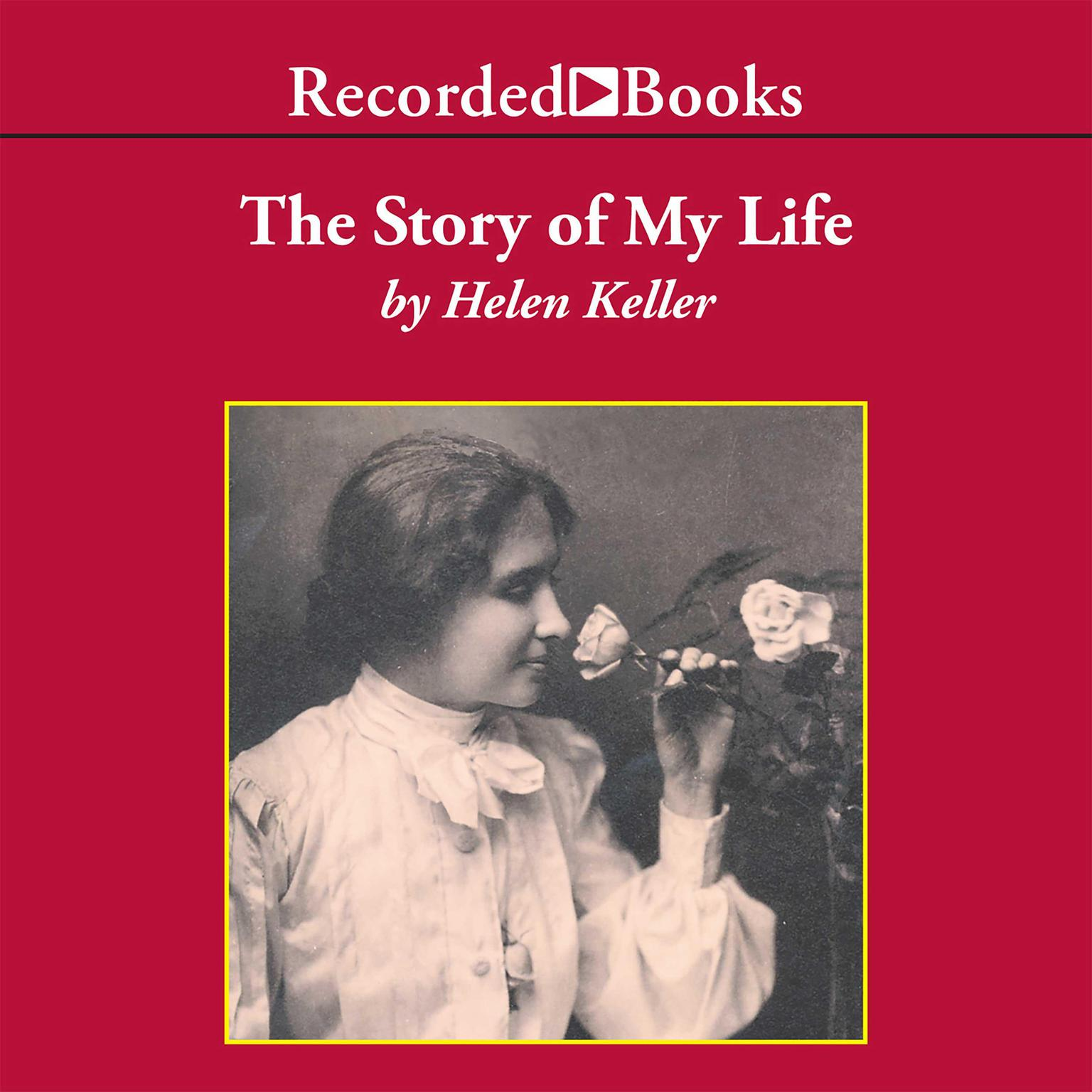Printable The Story of My Life Audiobook Cover Art