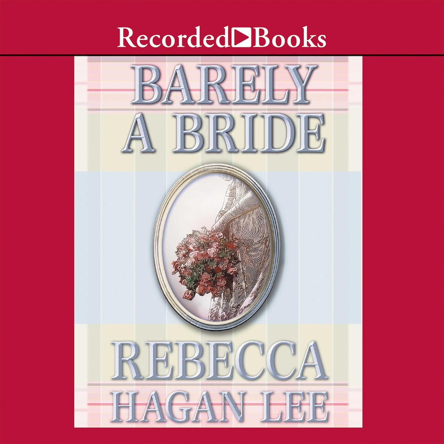 Printable Barely a Bride Audiobook Cover Art