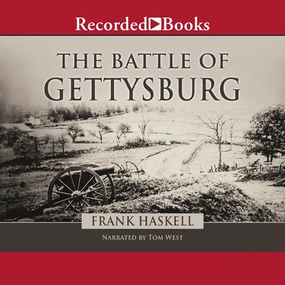 The Battle of Gettysburg Audiobook, by