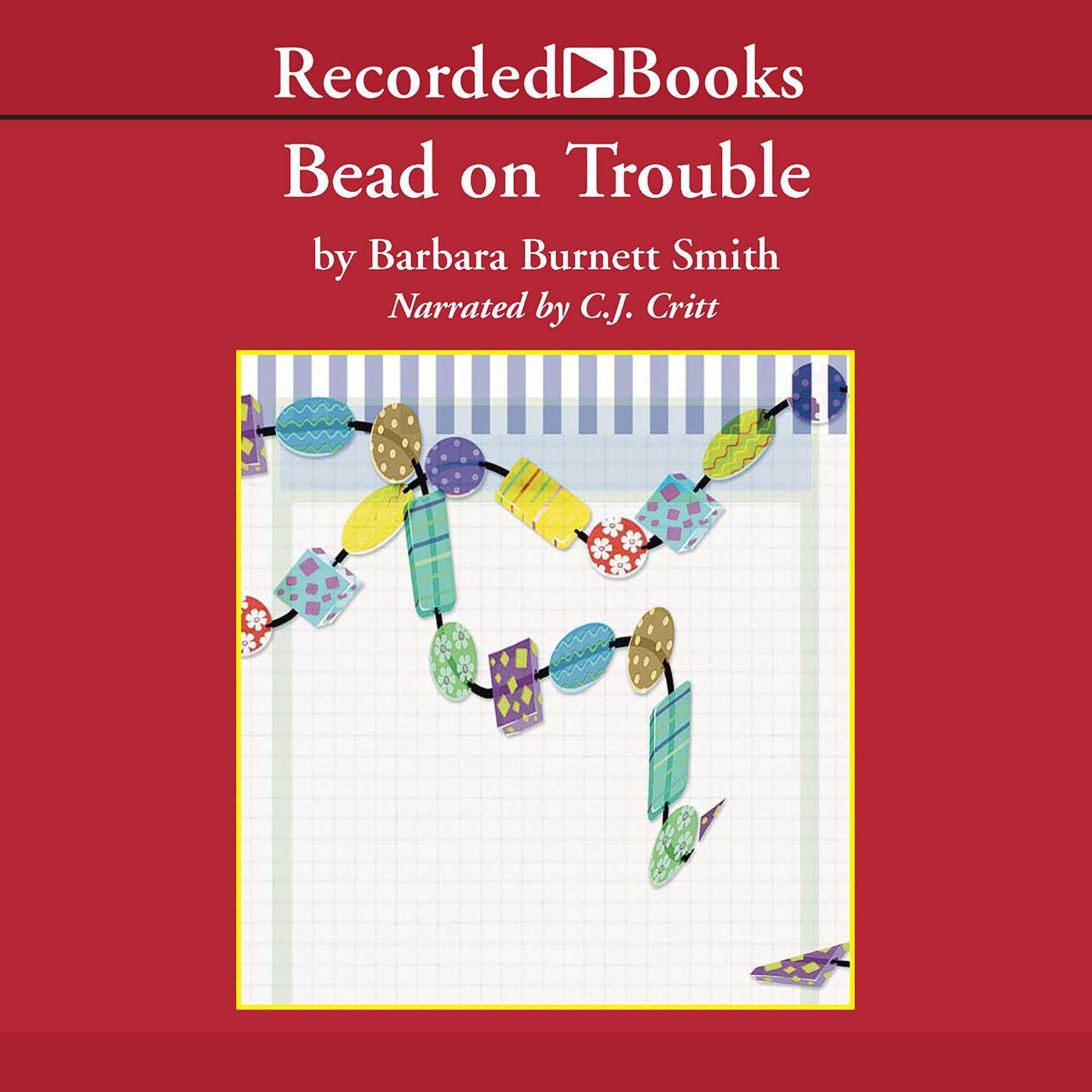 Printable Bead on Trouble: A Kitzi Camden Mystery Audiobook Cover Art