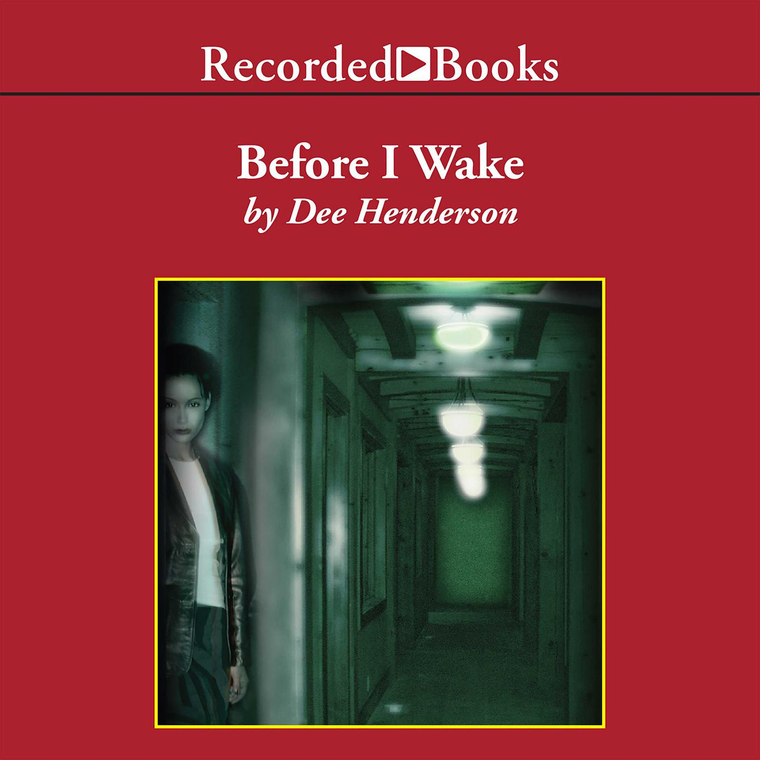 Printable Before I Wake Audiobook Cover Art