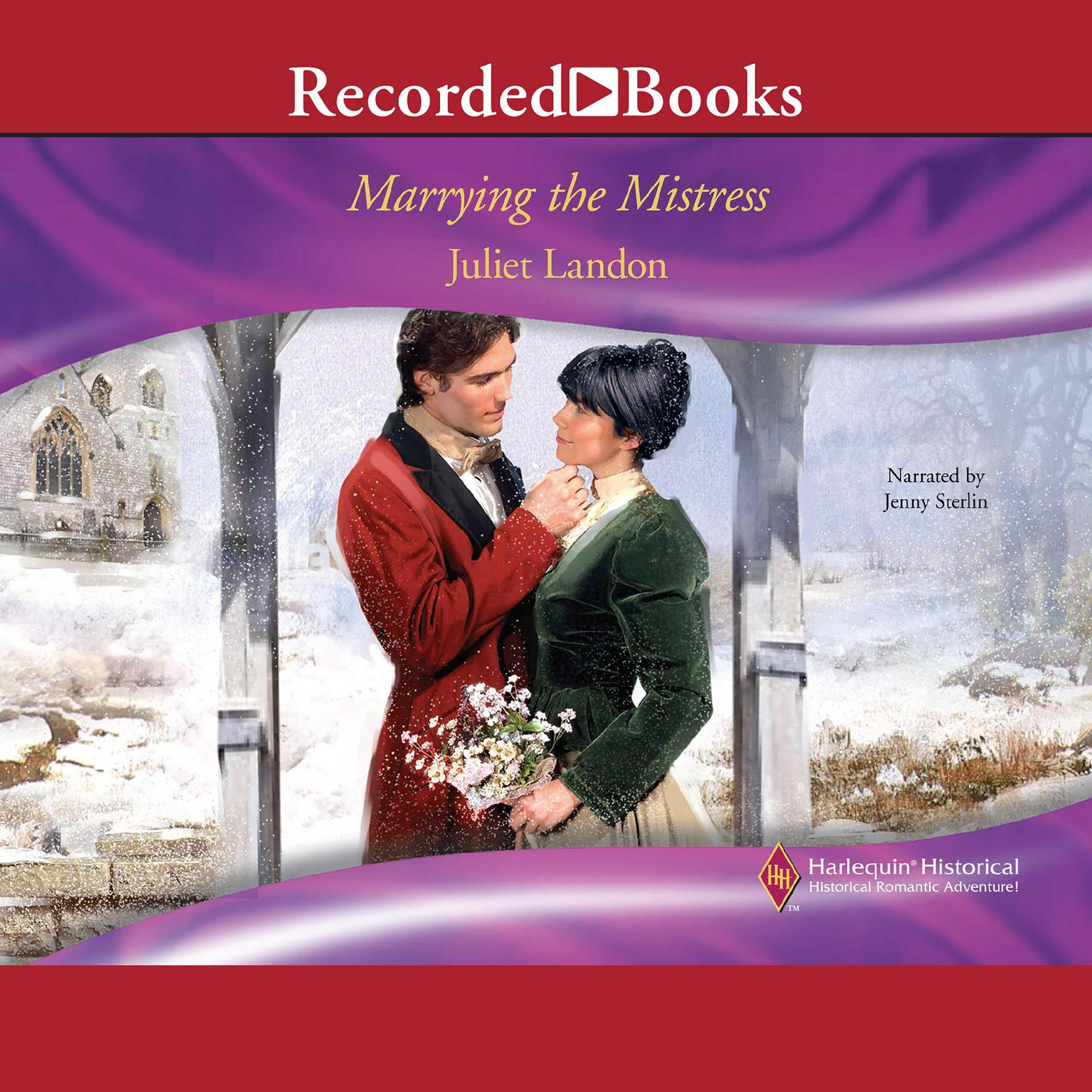 Printable Marrying the Mistress Audiobook Cover Art