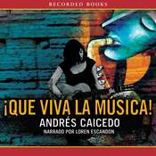 Que viva la musical Audiobook, by Andres Caicedo