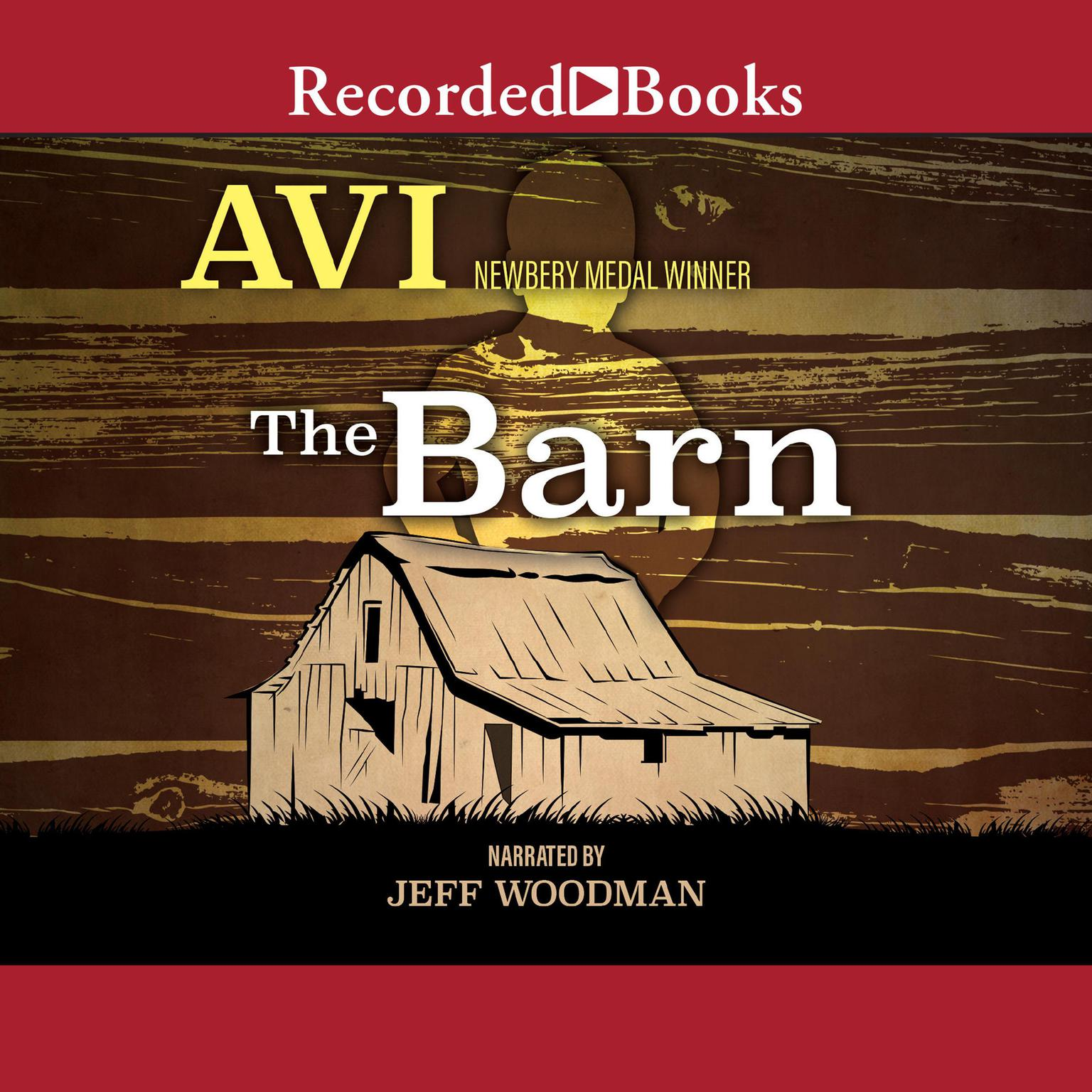 Printable The Barn Audiobook Cover Art