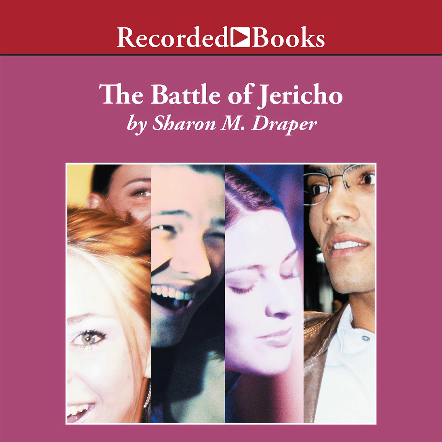 Printable The Battle of Jericho Audiobook Cover Art