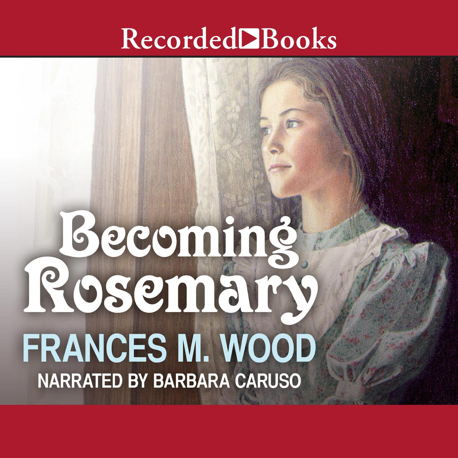 Printable Becoming Rosemary Audiobook Cover Art