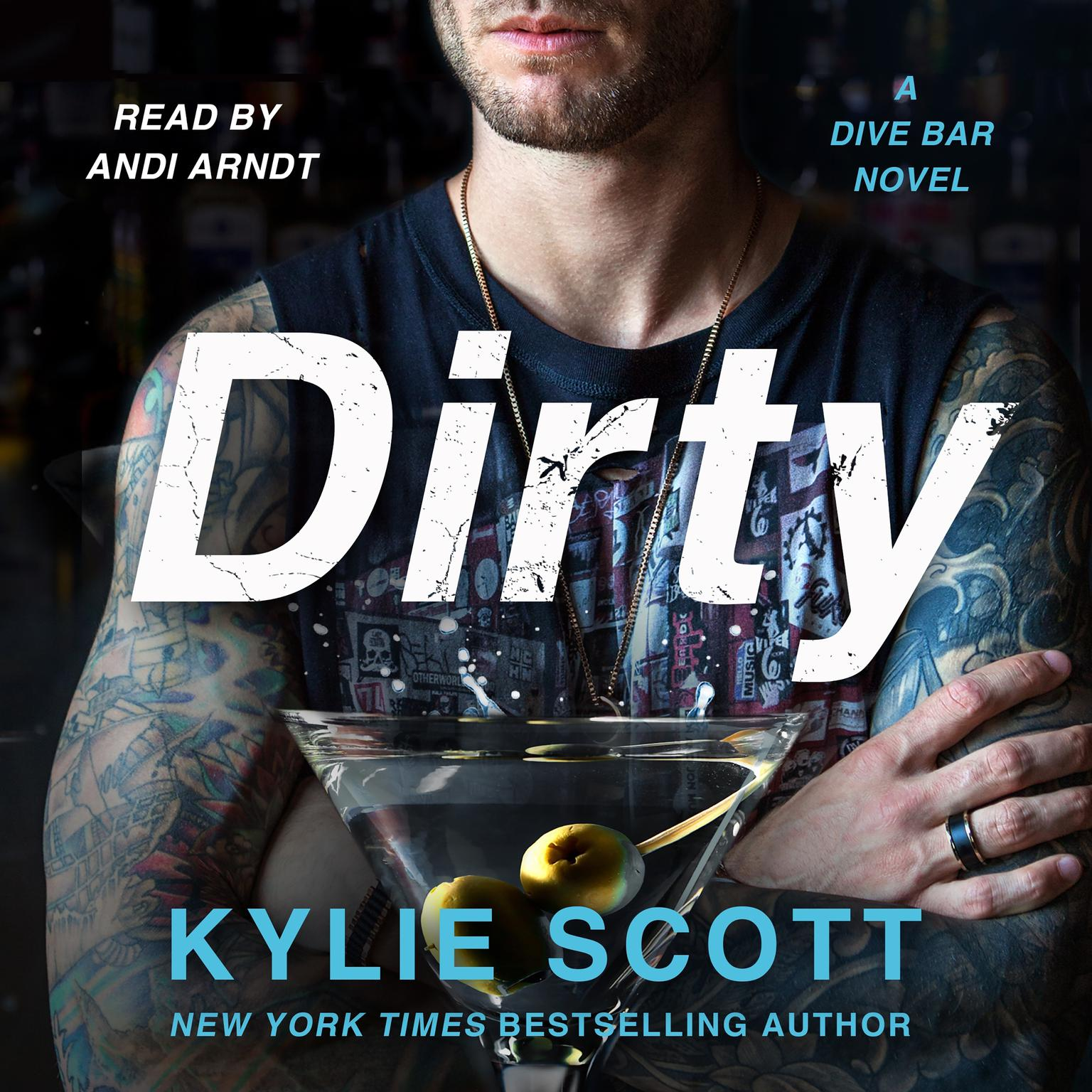 Printable Dirty: A Dive Bar Novel Audiobook Cover Art