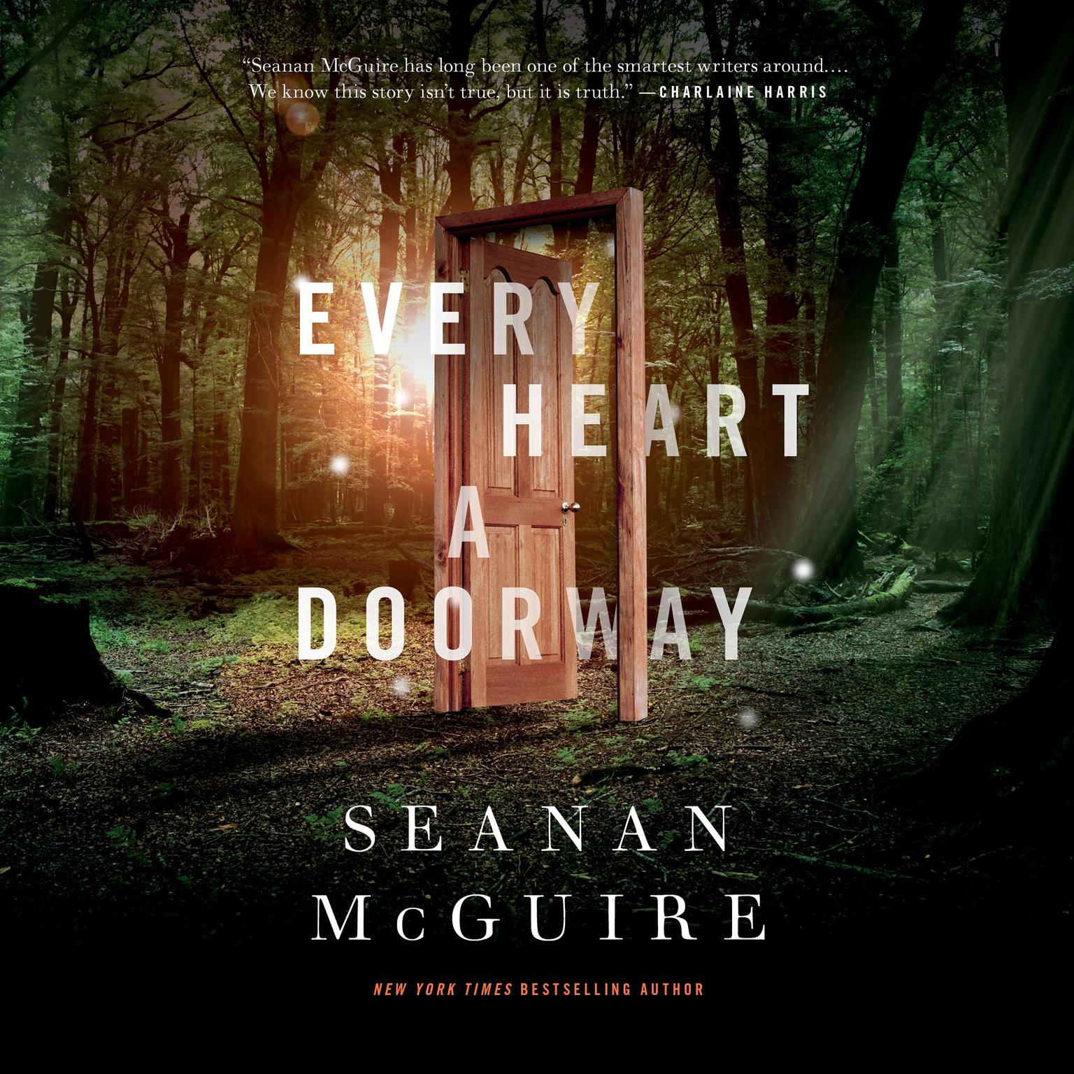 Printable Every Heart a Doorway Audiobook Cover Art