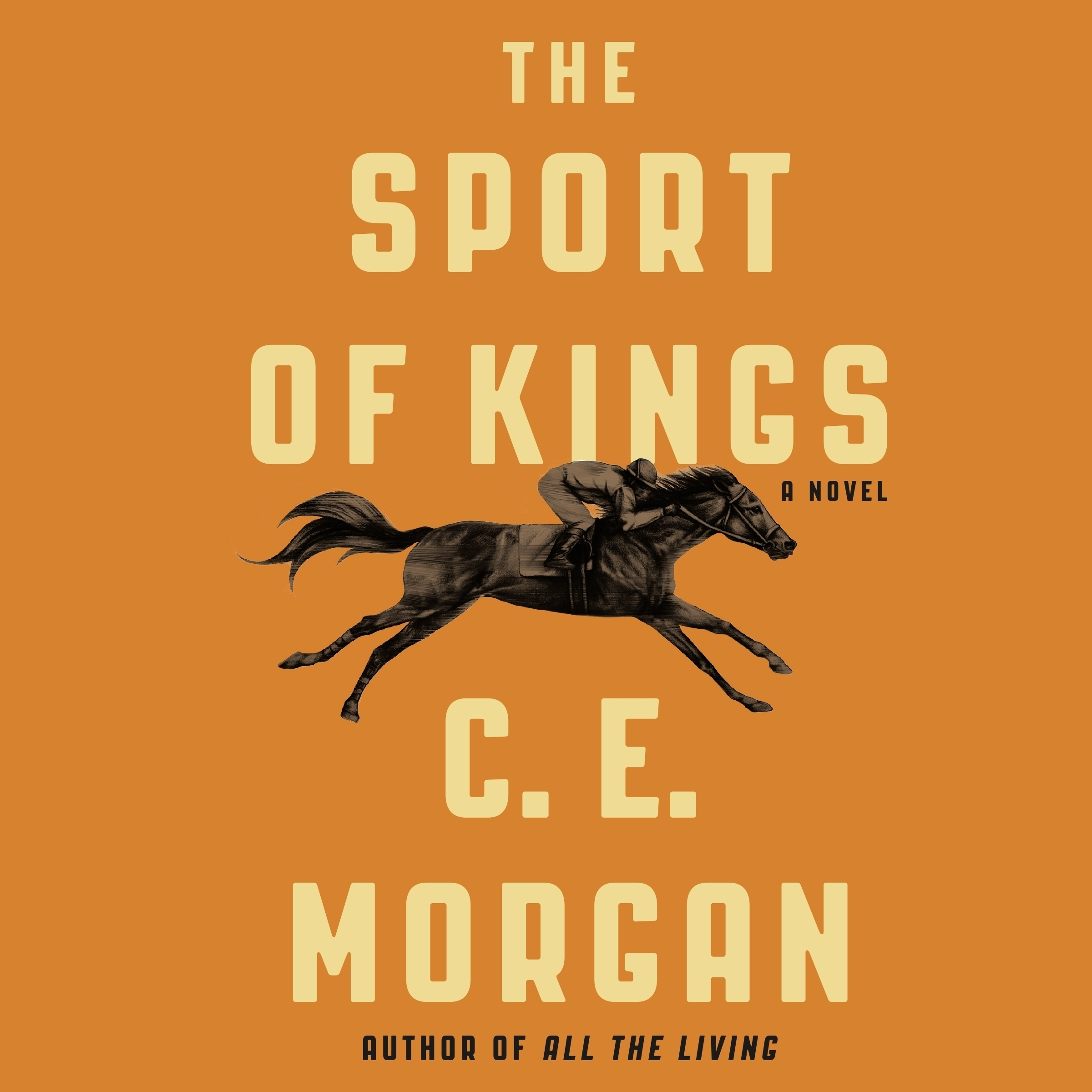 Printable The Sport of Kings: A Novel Audiobook Cover Art