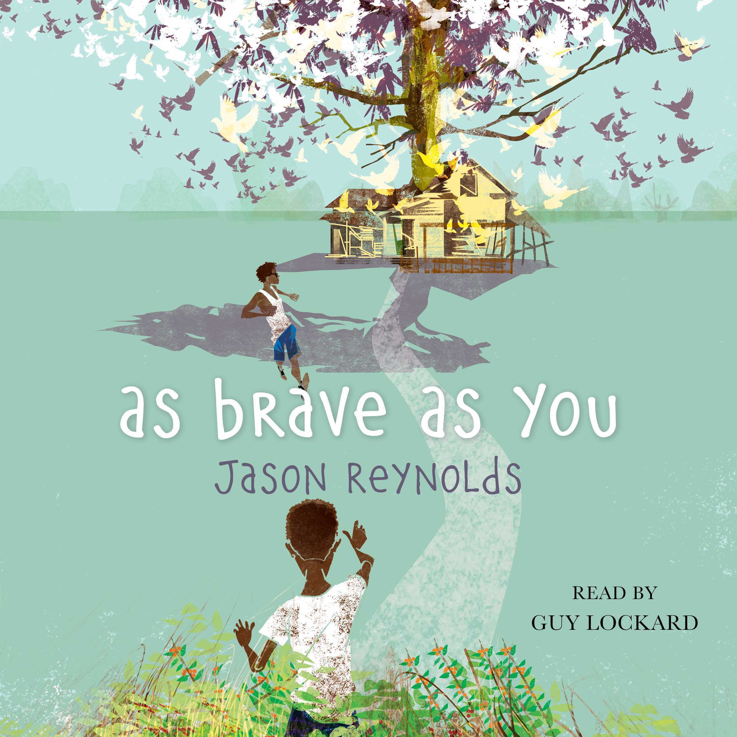 Printable As Brave As You Audiobook Cover Art