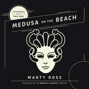 Medusa on the Beach, by Marty Ross
