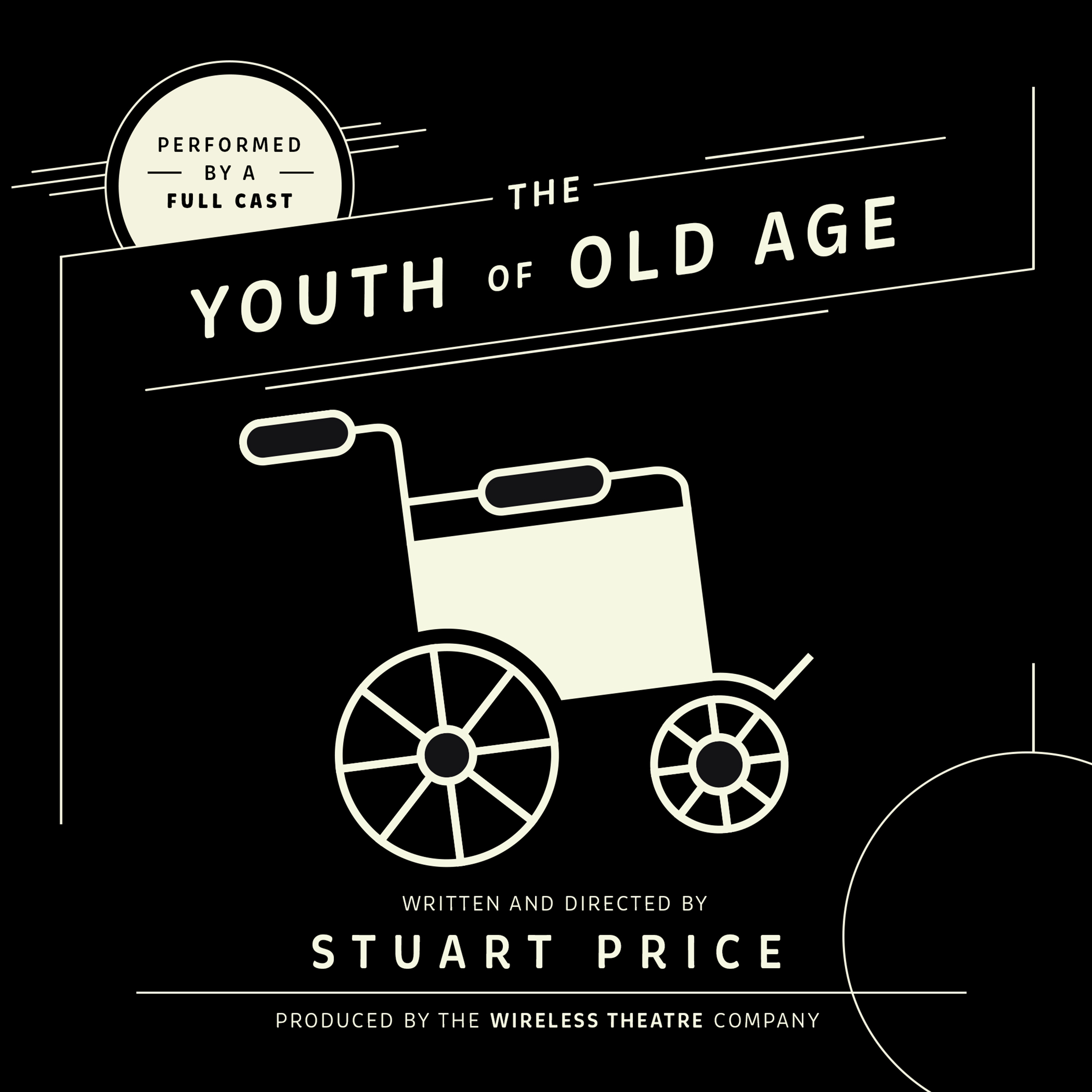 Printable The Youth of Old Age Audiobook Cover Art