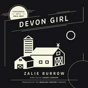 Devon Girl Audiobook, by Zalie Burrow