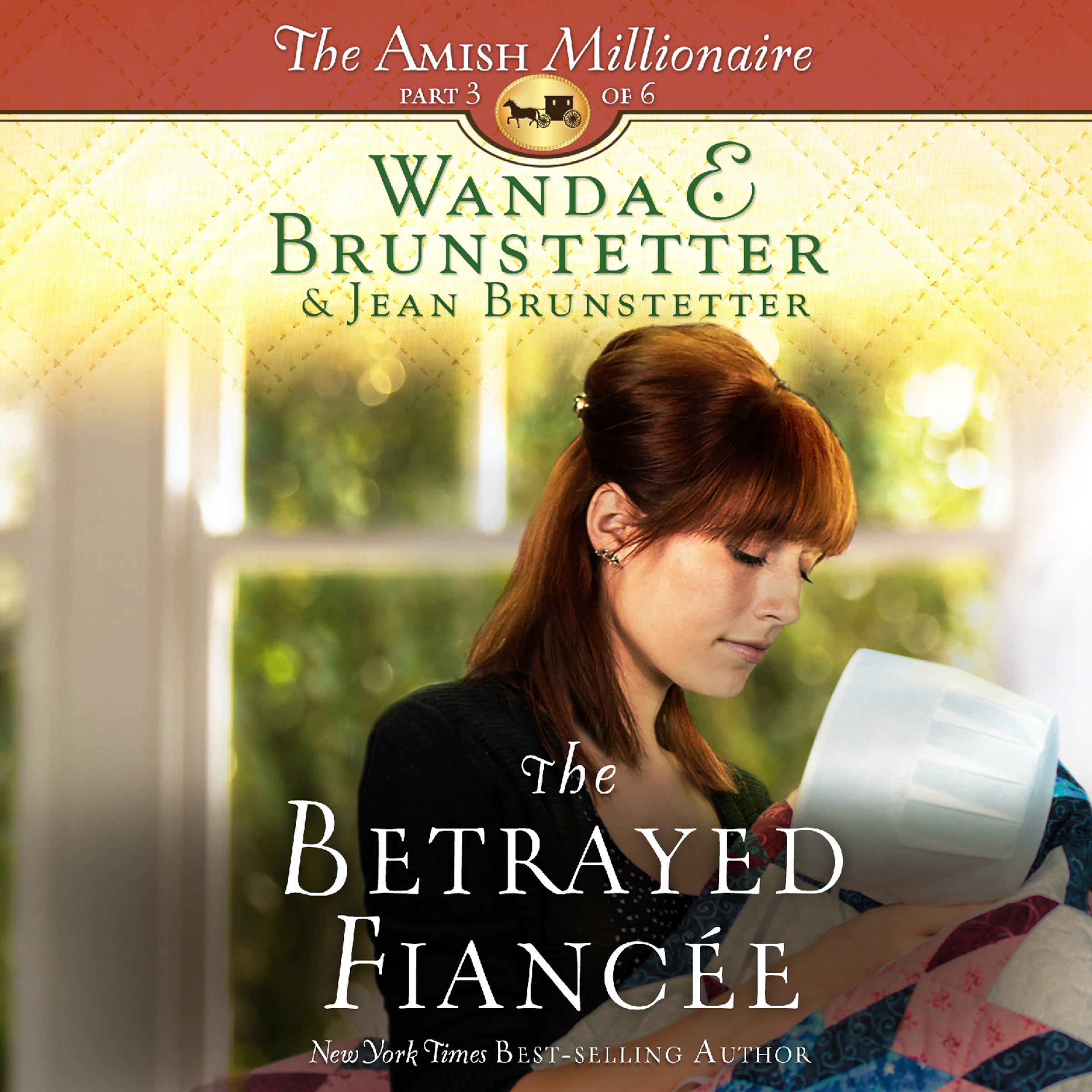 Printable The Betrayed Fiancée Audiobook Cover Art