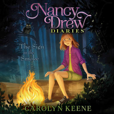 The Sign in the Smoke Audiobook, by Carolyn Keene