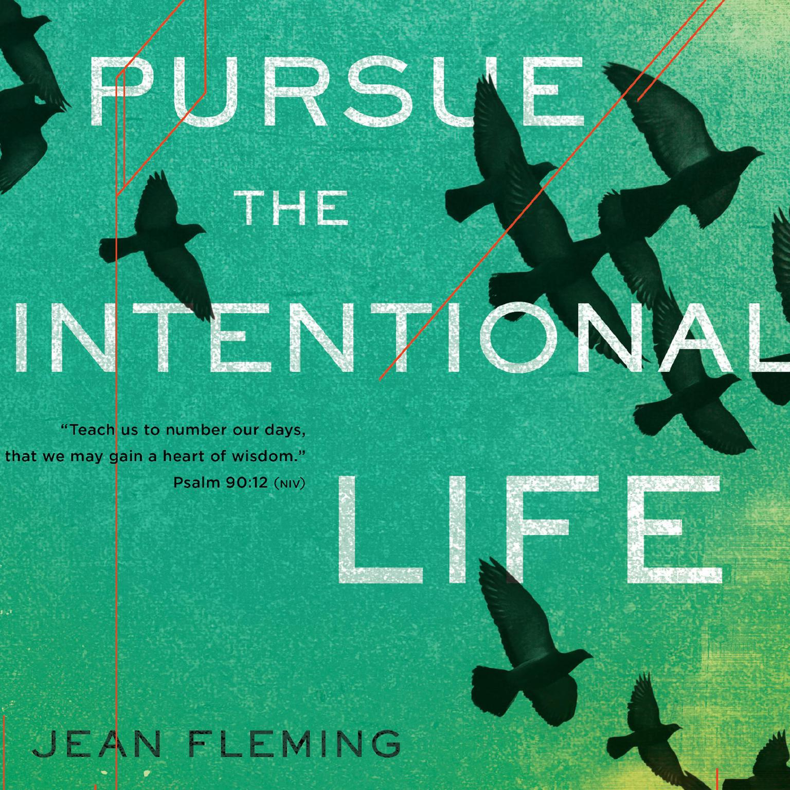 Printable Pursue the Intentional Life: