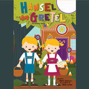 Hansel and Gretel Audiobook, by Harry Caminelli