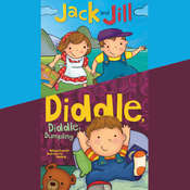 Jack and Jill; & Diddle, Diddle, Dumpling Audiobook, by Melissa Everett