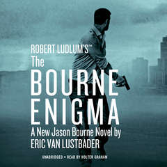Robert Ludlum's ™ The Bourne Enigma Audiobook, by Eric Van Lustbader