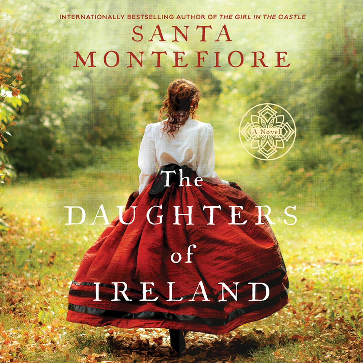 Printable The Daughters of Ireland Audiobook Cover Art