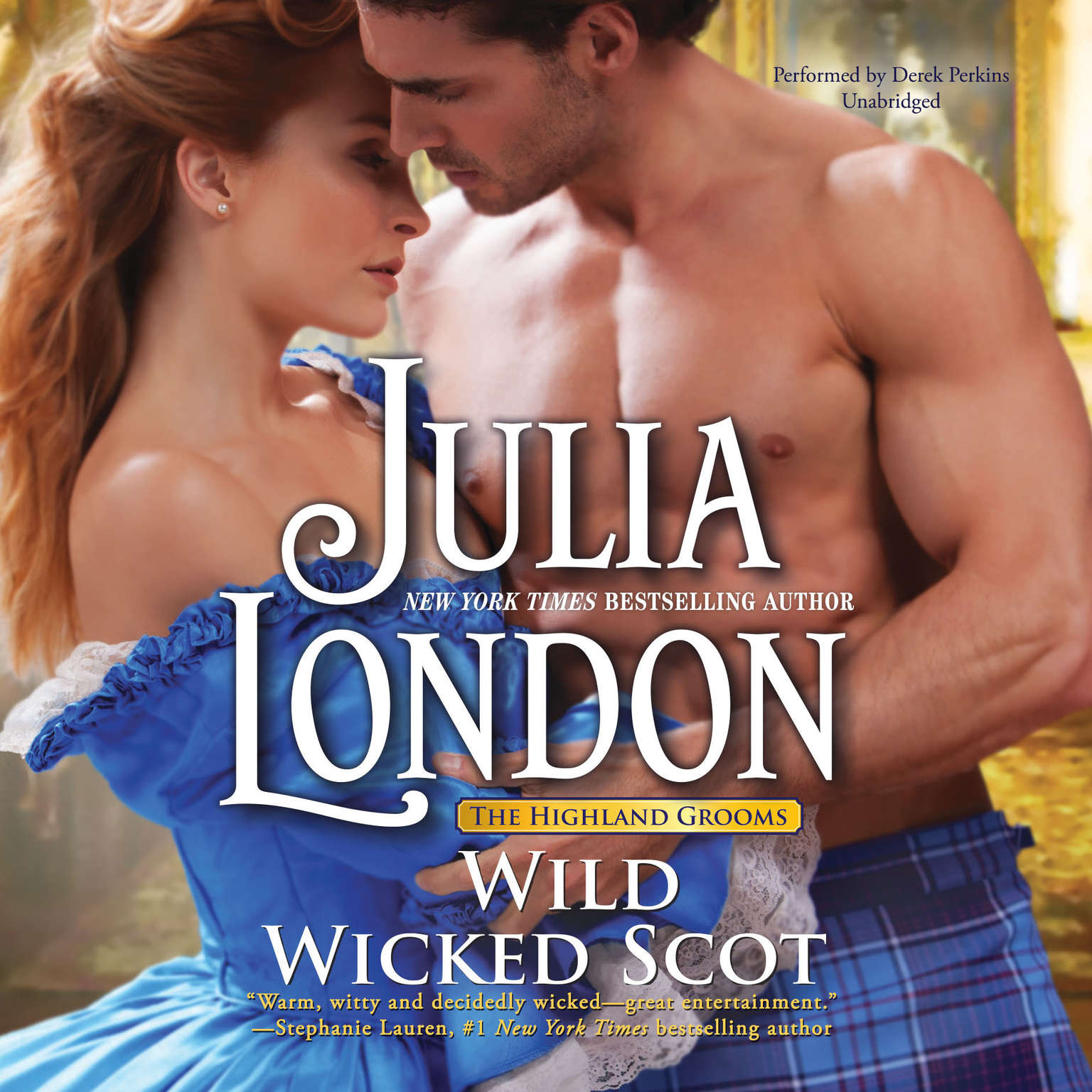 Wild Wicked Scot Audiobook, by Julia London