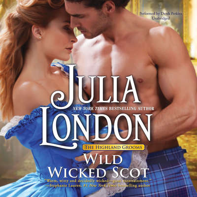Wild Wicked Scot Audiobook, by
