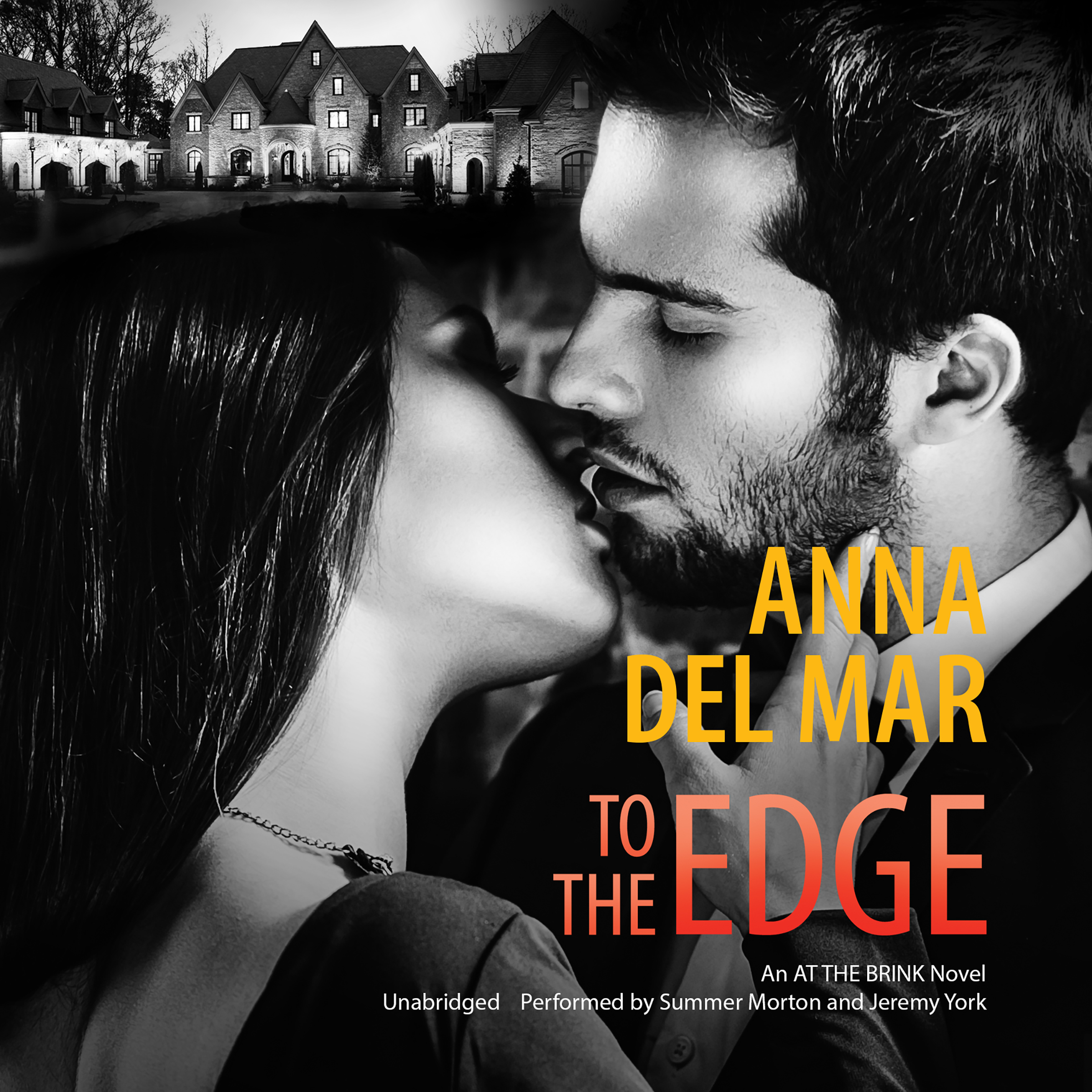 Printable To the Edge Audiobook Cover Art