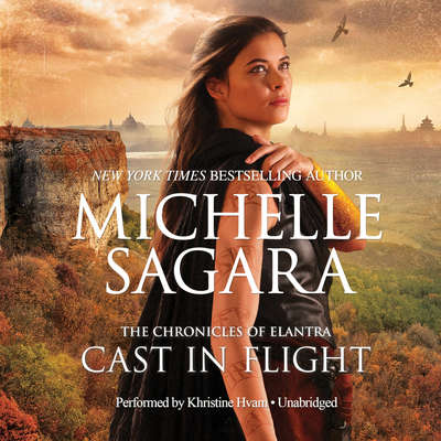 Cast in Flight: Chronicles of Elantra #12 Audiobook, by Michelle Sagara