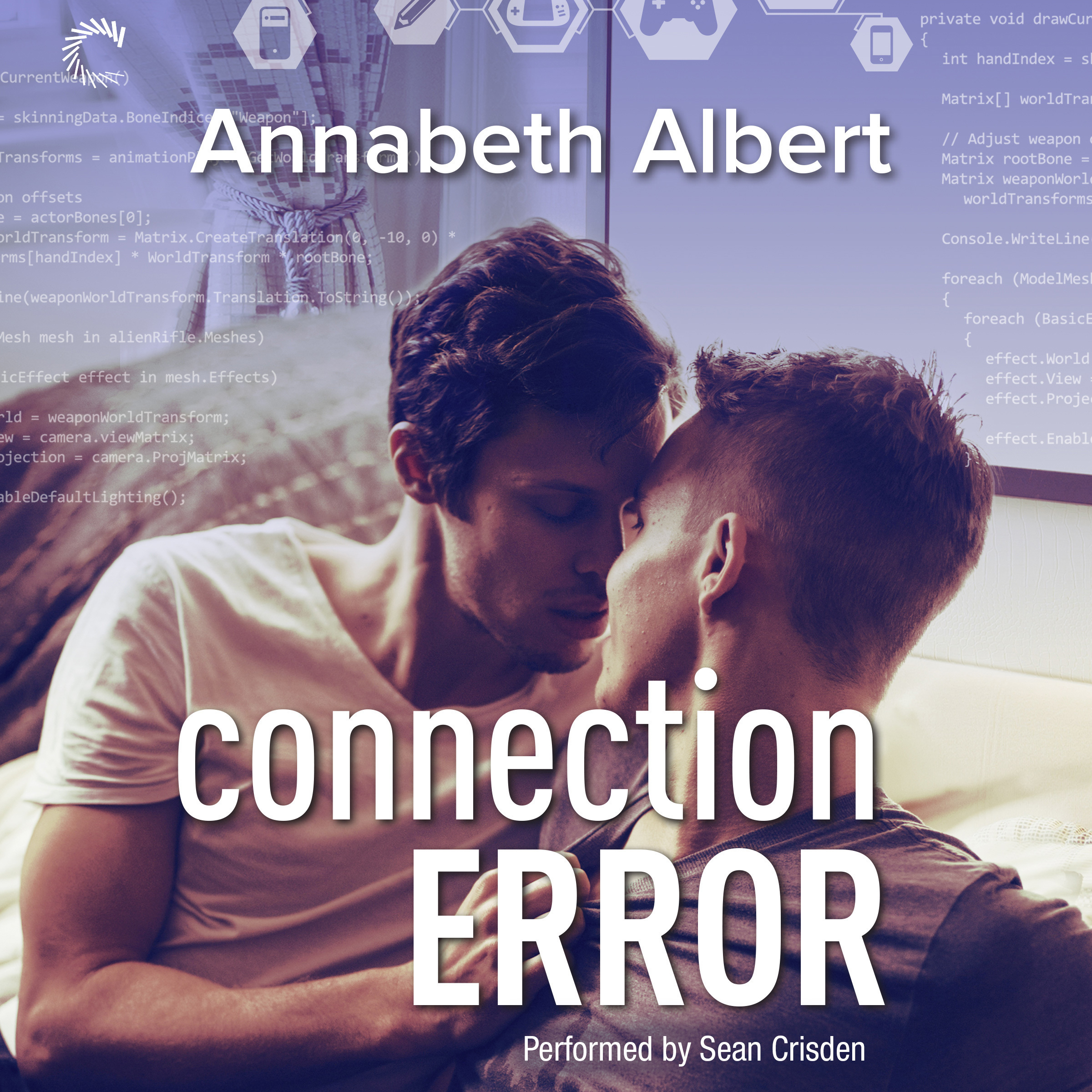 Printable Connection Error Audiobook Cover Art