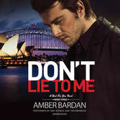 Don't Lie to Me Audiobook, by Amber Bardan