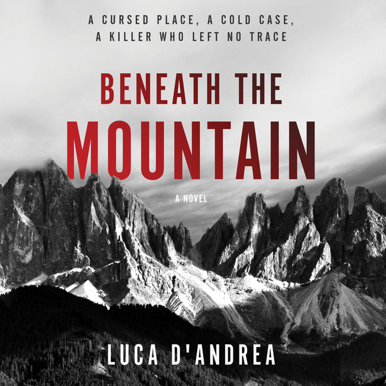 Printable Beneath the Mountain: A Novel Audiobook Cover Art