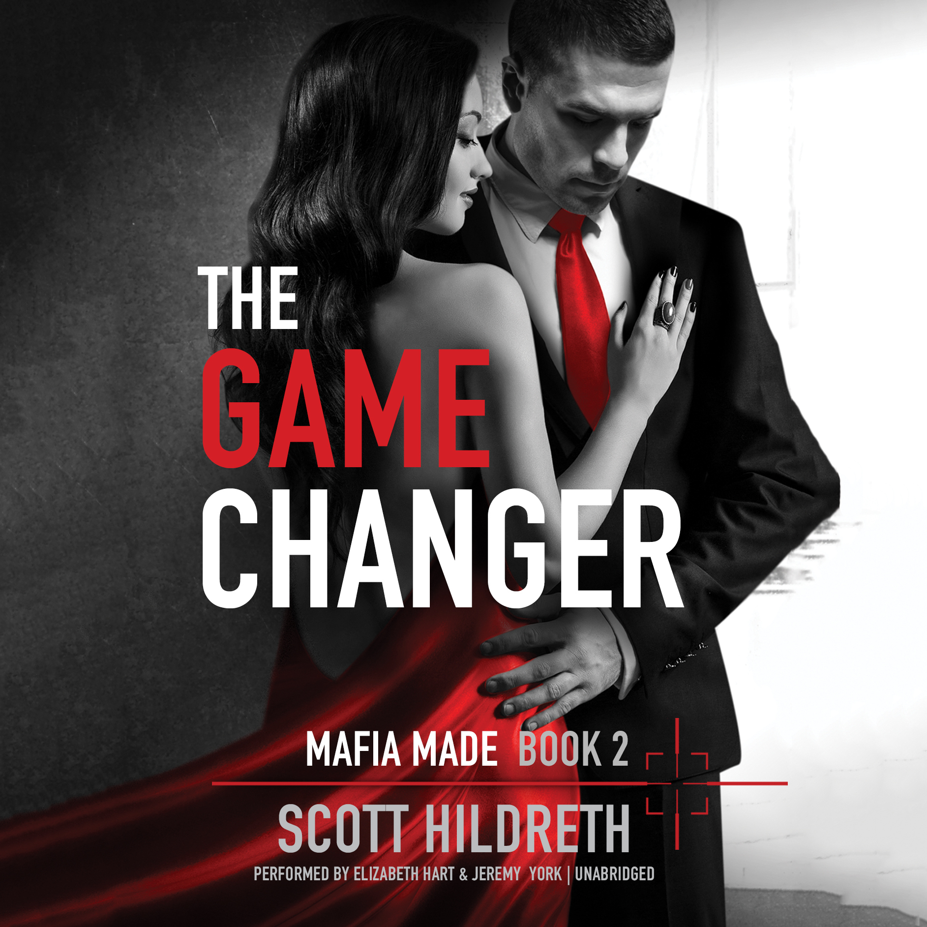 Printable The Game Changer Audiobook Cover Art