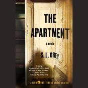 The Apartment: A Horror Story (Blumhouse Books), by Sarah Lotz, Louis Greenberg, S L Grey