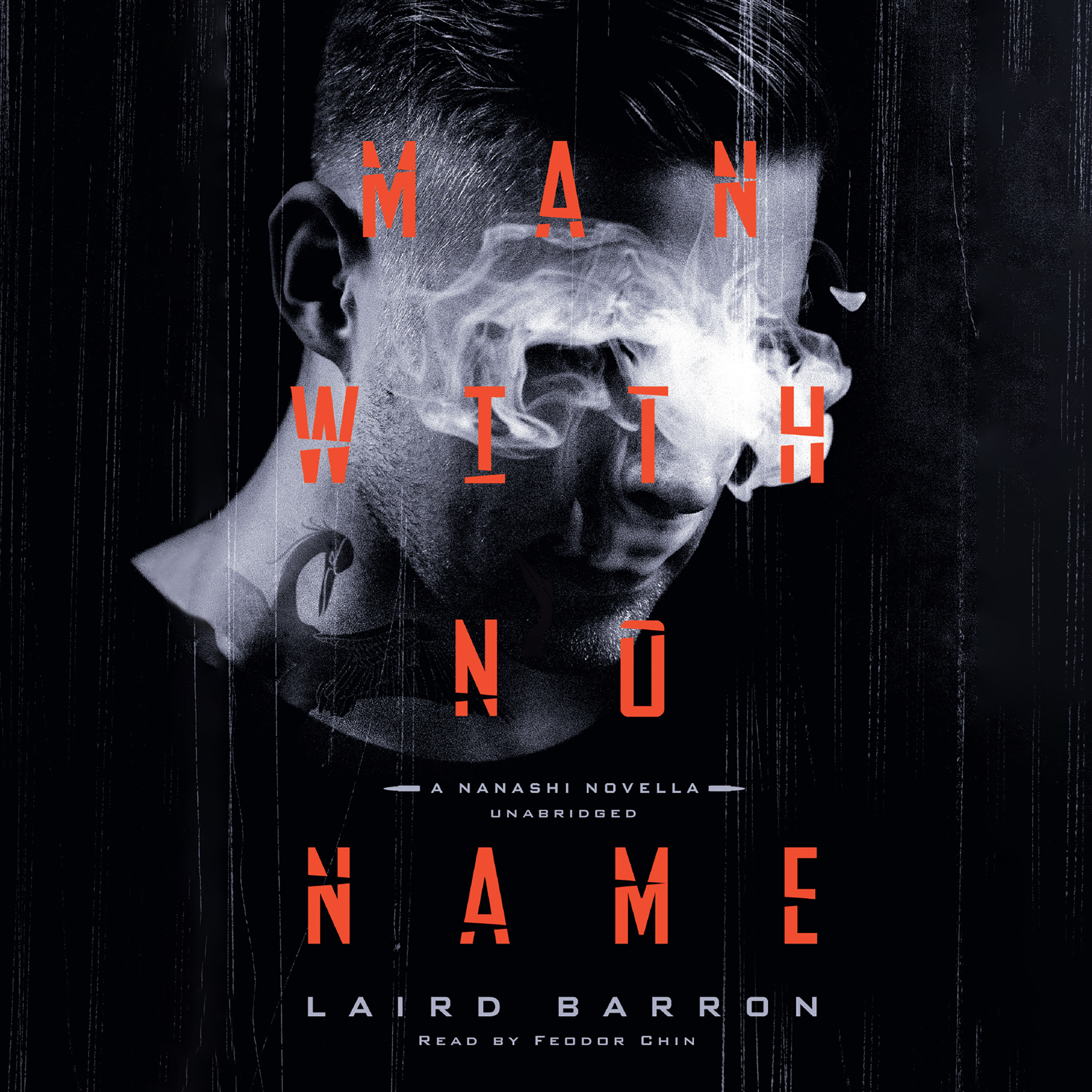 Printable Man with No Name Audiobook Cover Art