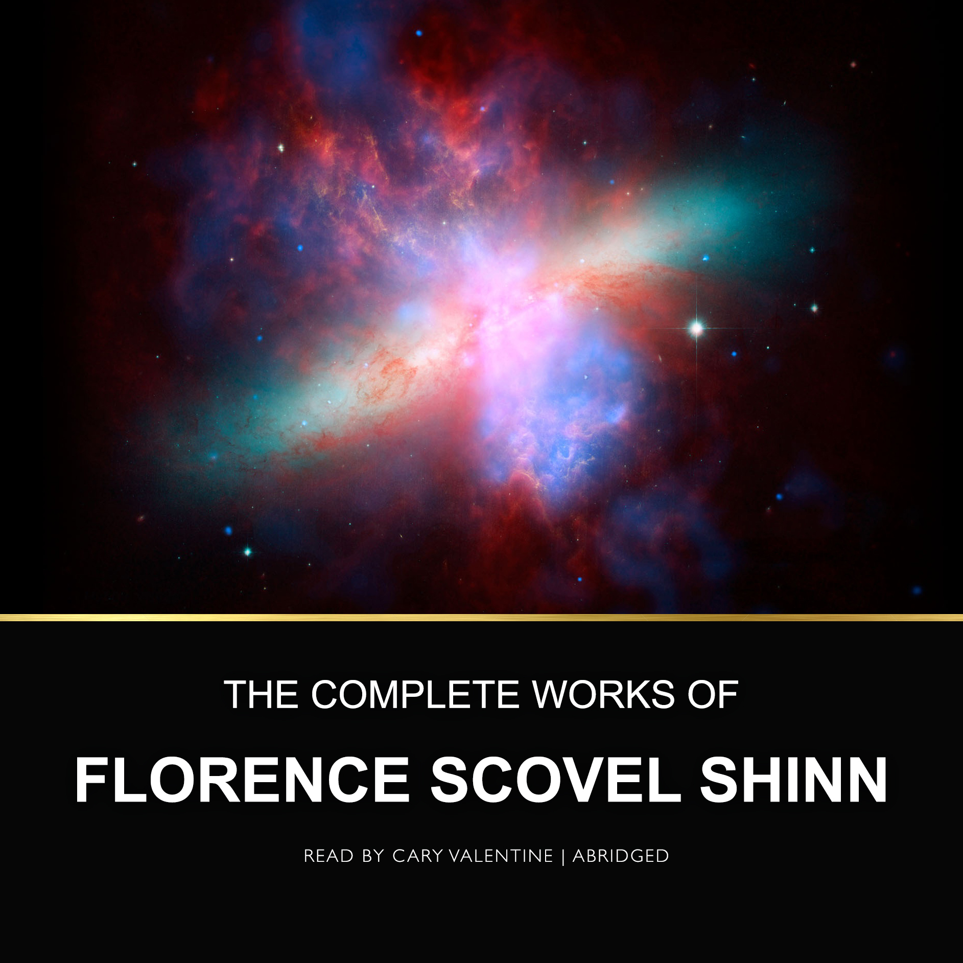 Printable The Complete Works of Florence Scovel Shinn Audiobook Cover Art