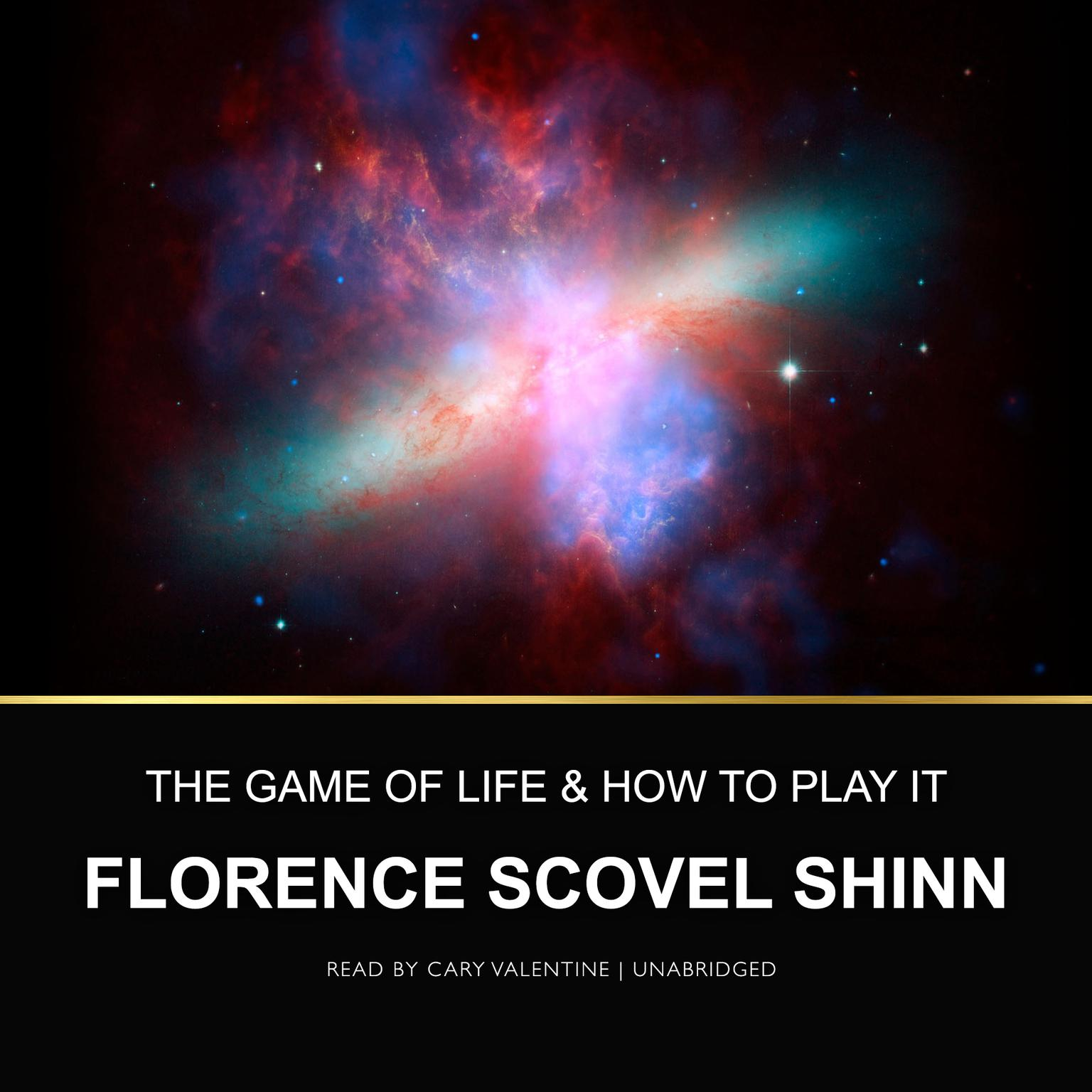 Printable The Game of Life and How to Play It Audiobook Cover Art