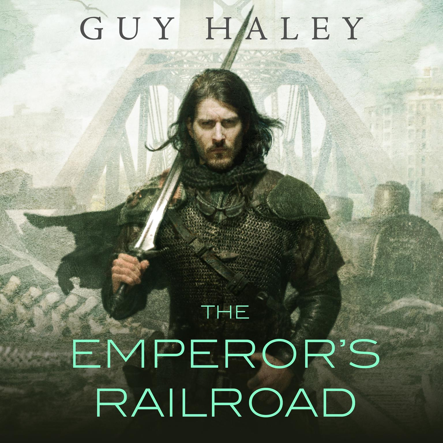 Printable The Emperor's Railroad Audiobook Cover Art