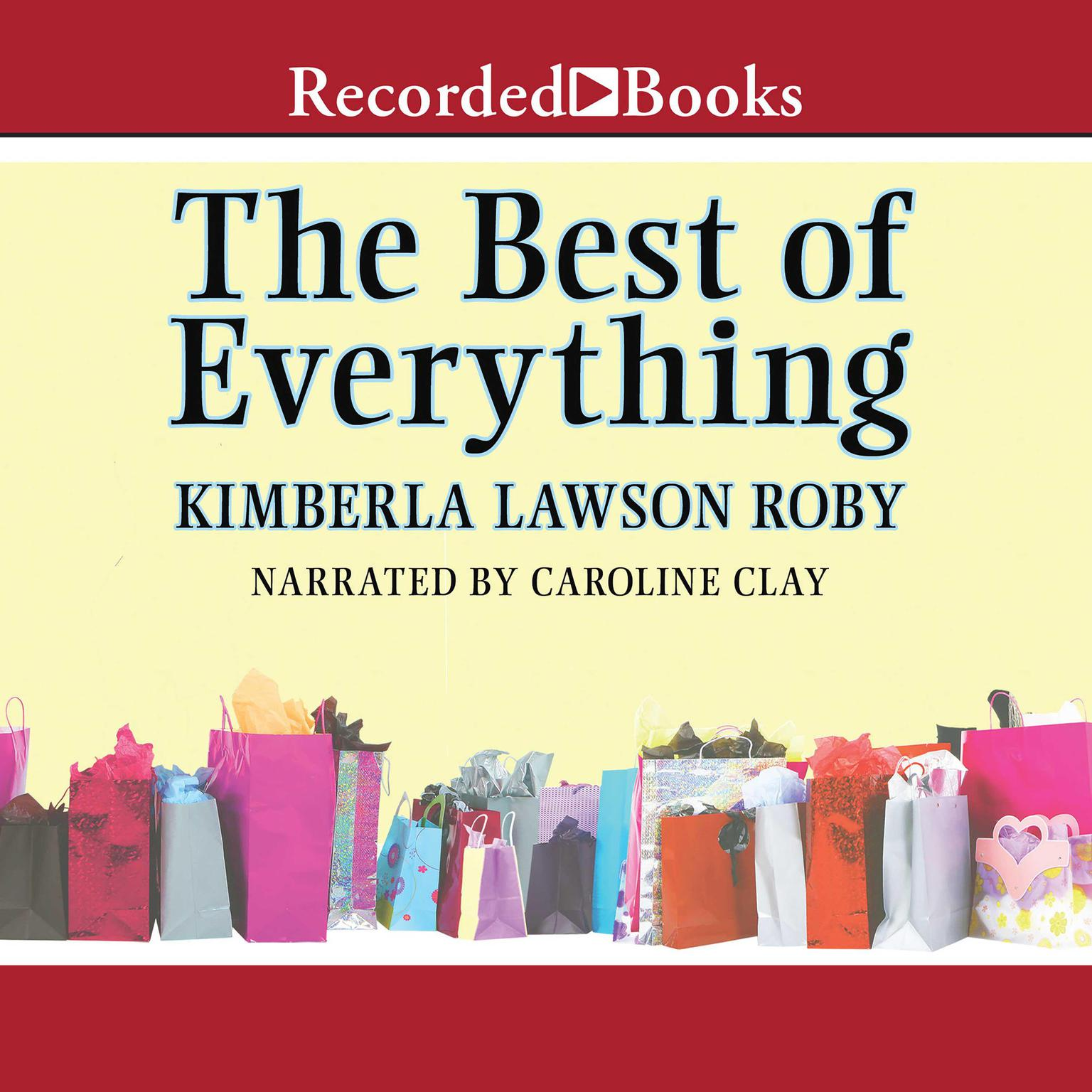 Printable The Best of Everything: A Novel Audiobook Cover Art