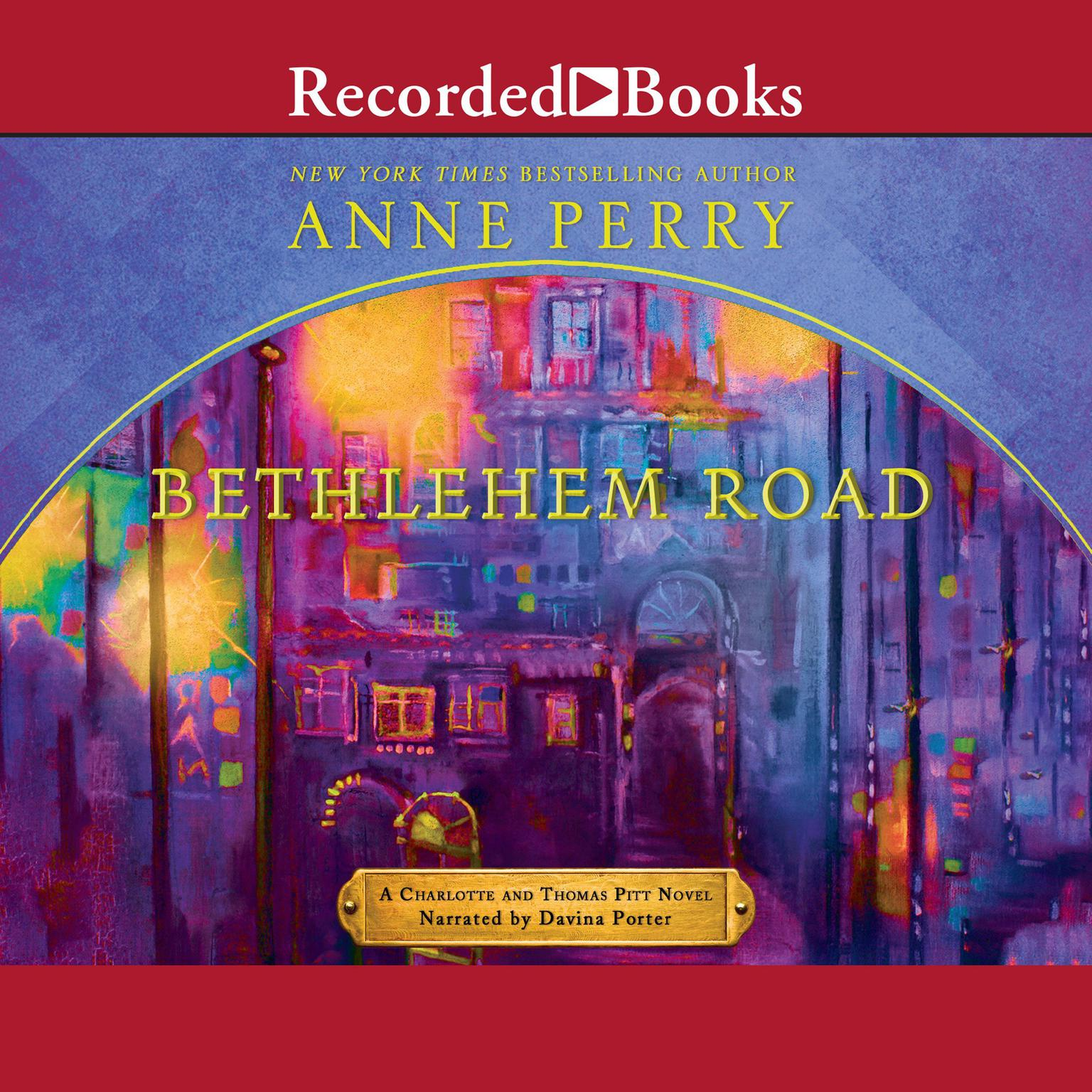 Printable Bethlehem Road Audiobook Cover Art