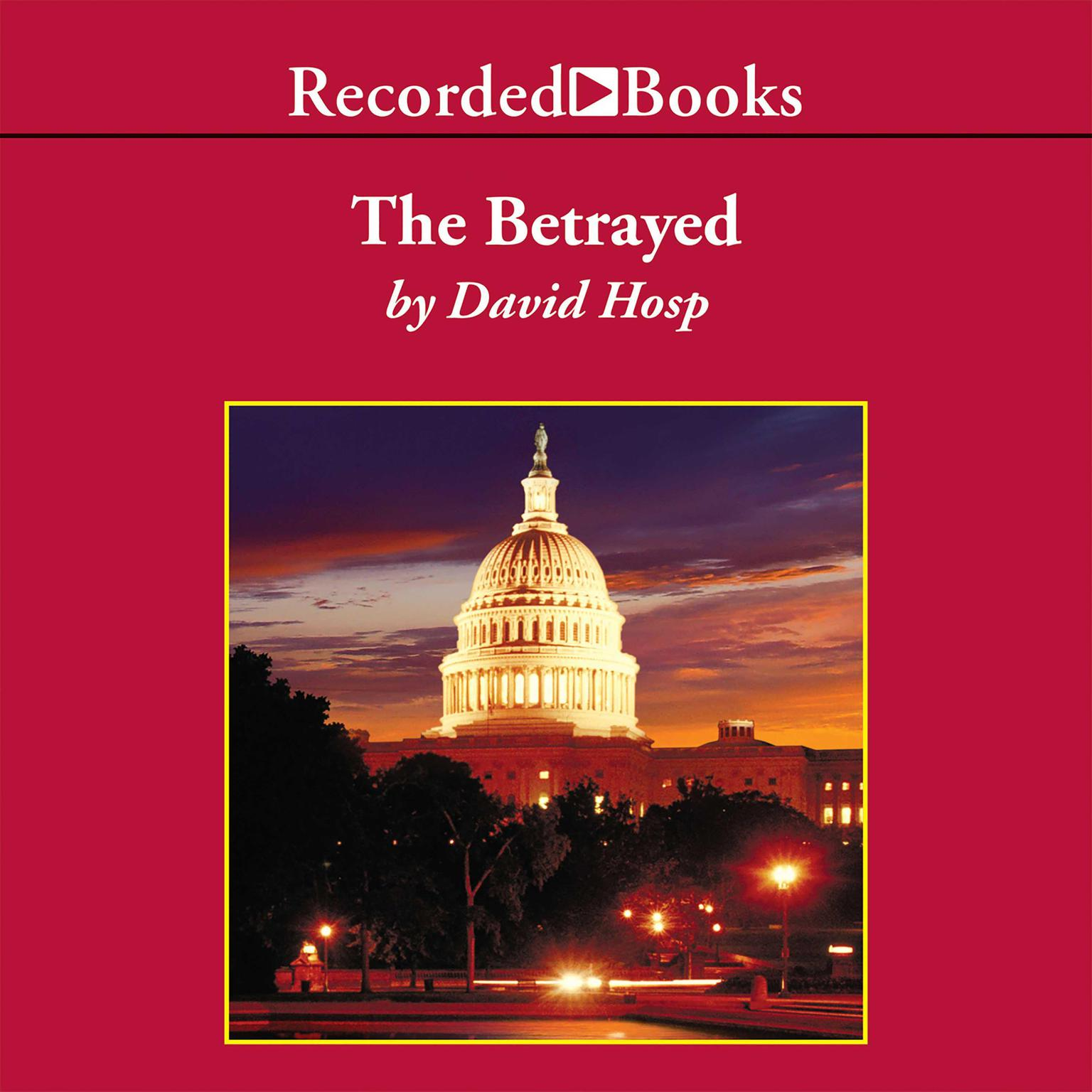 Printable The Betrayed Audiobook Cover Art
