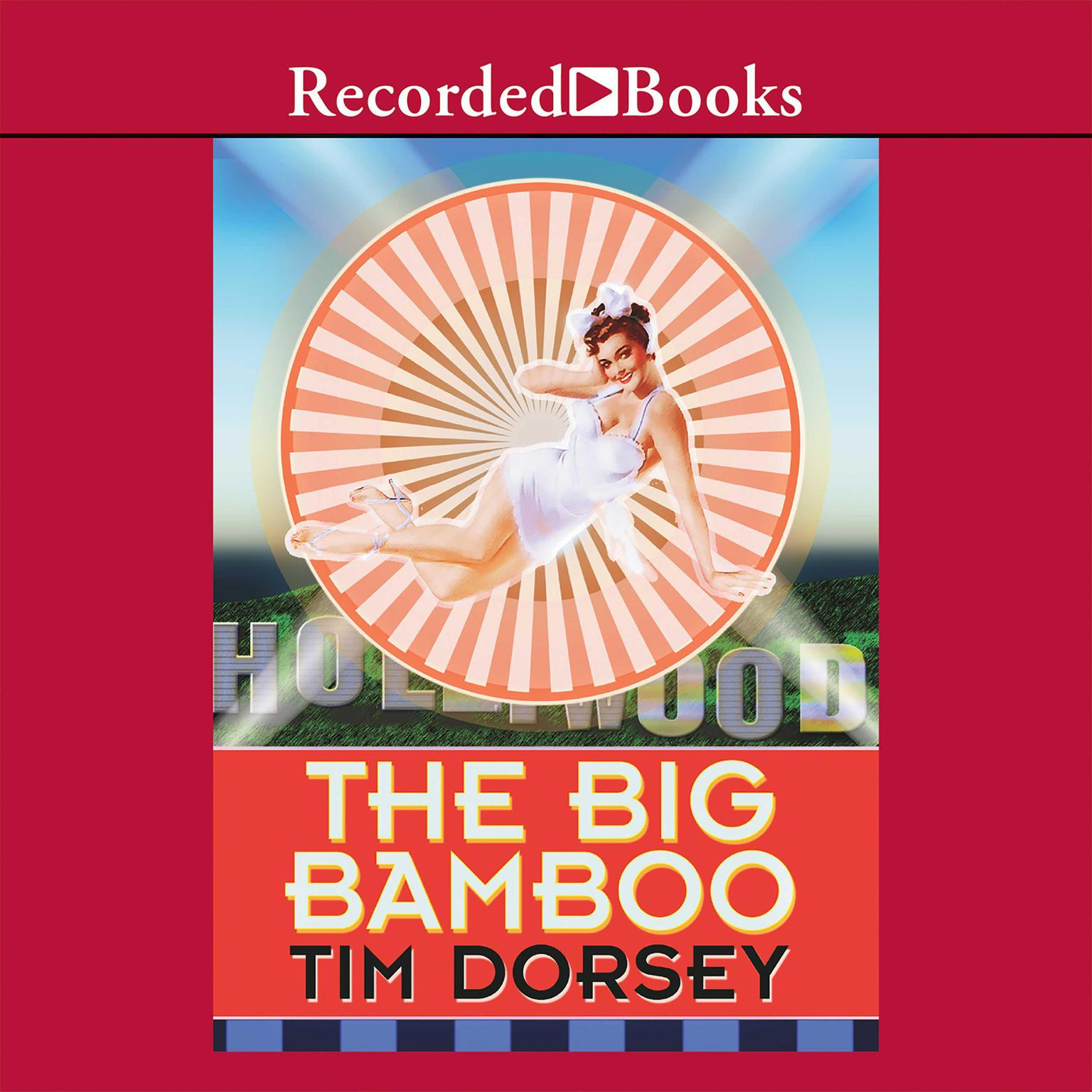 Printable The Big Bamboo Audiobook Cover Art