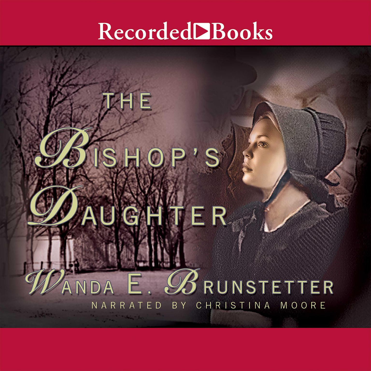 Printable The Bishop's Daughter Audiobook Cover Art