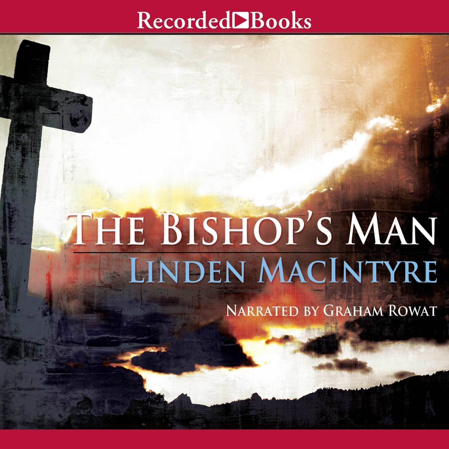 Printable The Bishop's Man Audiobook Cover Art