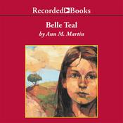 Belle Teal Audiobook, by Ann M. Martin