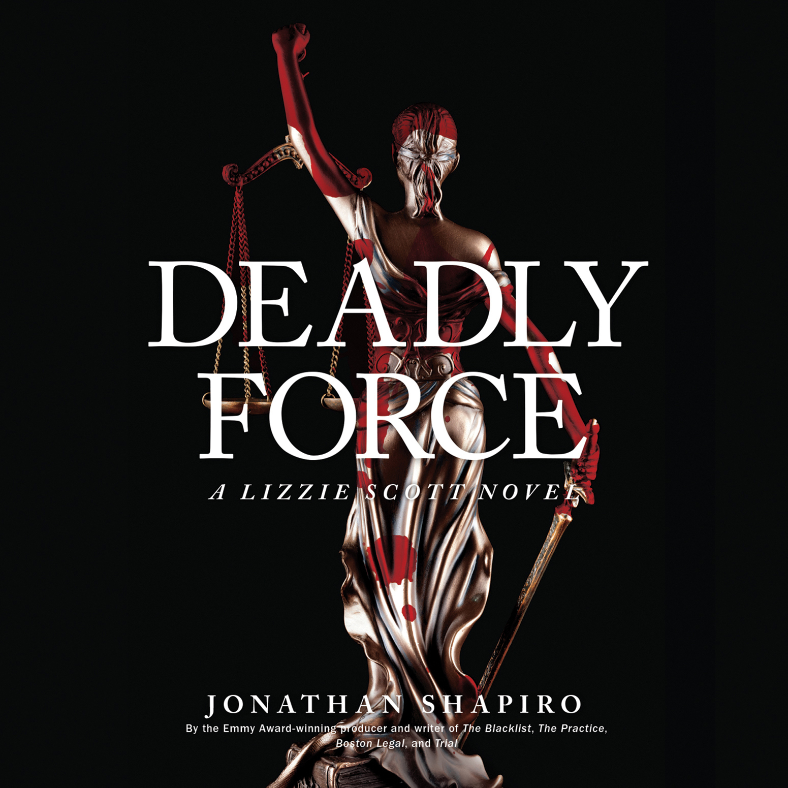 Printable Deadly Force Audiobook Cover Art