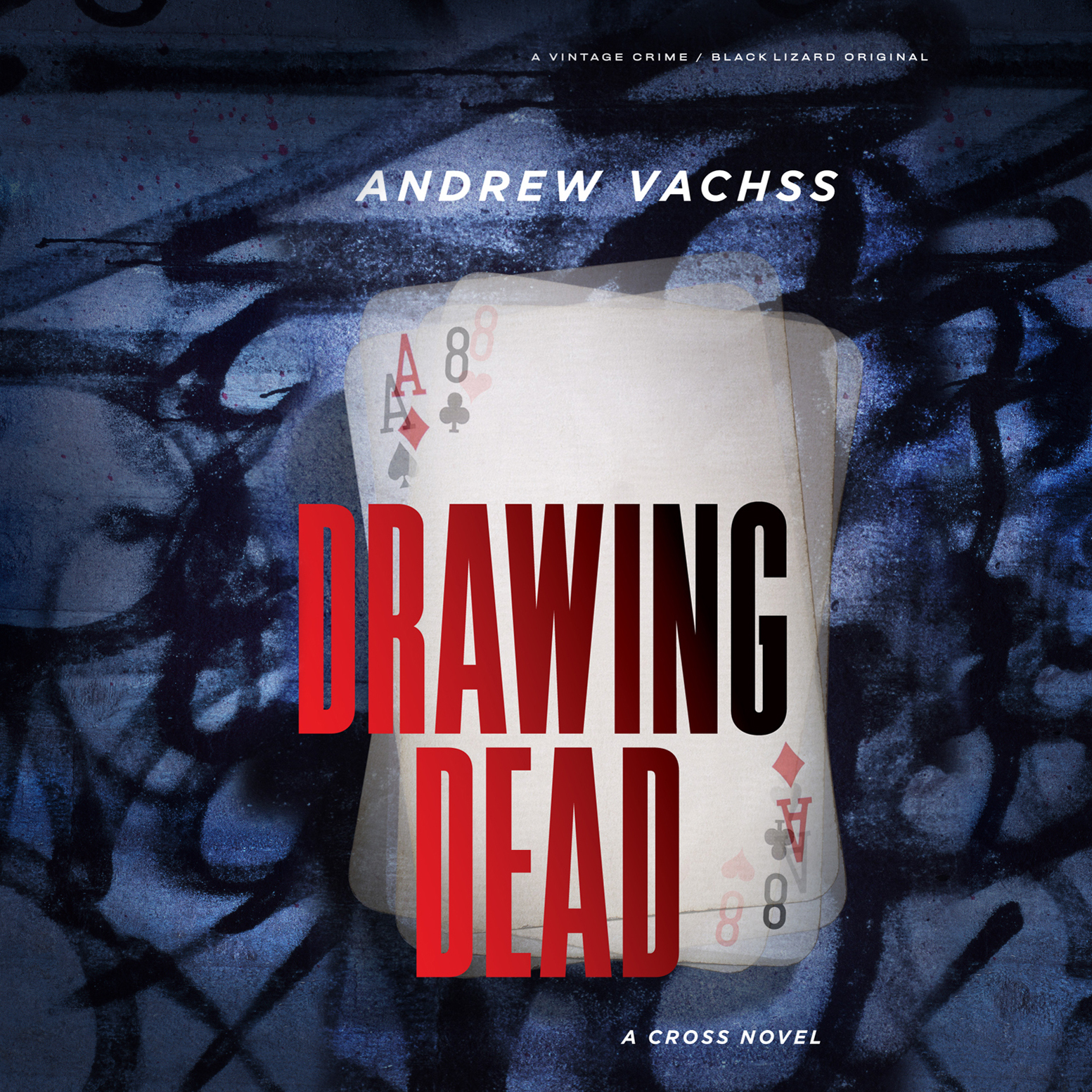 Printable Drawing Dead: A Cross Novel Audiobook Cover Art